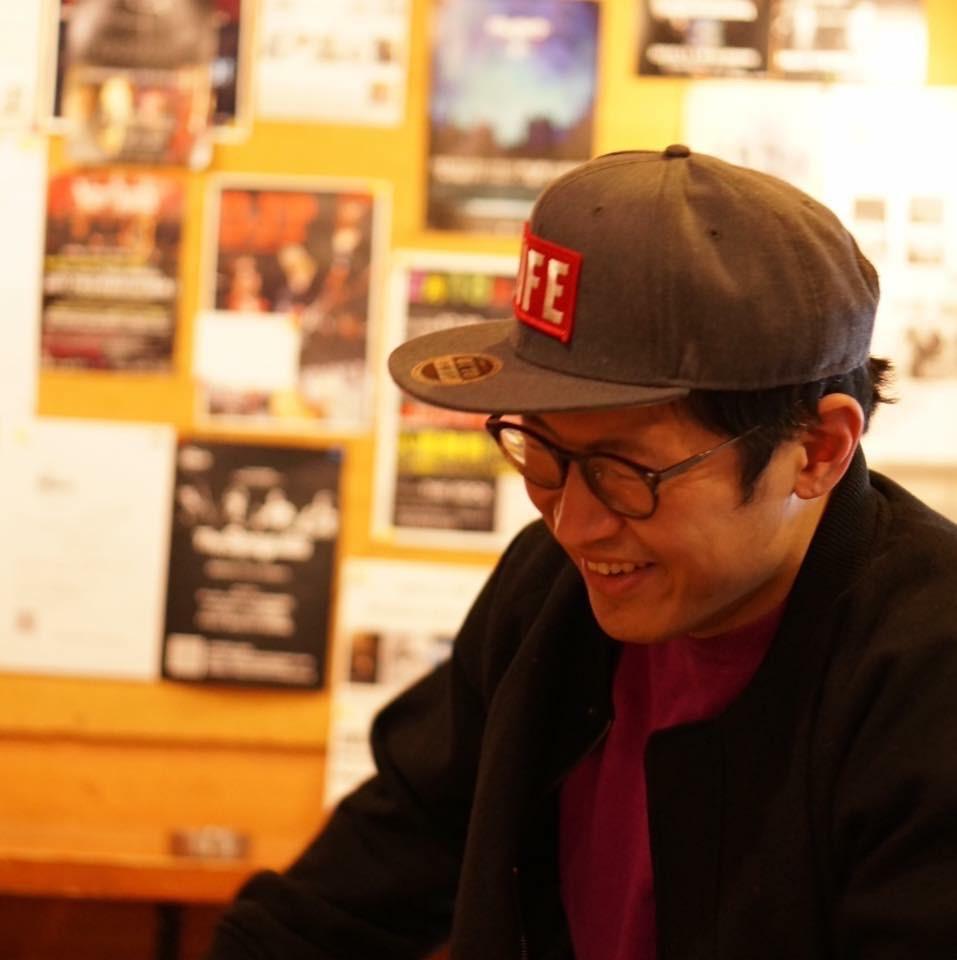 ギター教室講師 高慶智行
