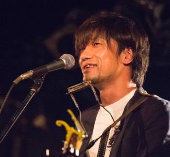 ギター弾き語り/ハーモニカ/ /作詞・作曲教室講師 高木芳基